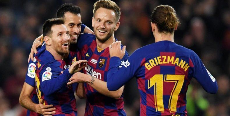 Барселона впервые возглавит список самых богатых клубов