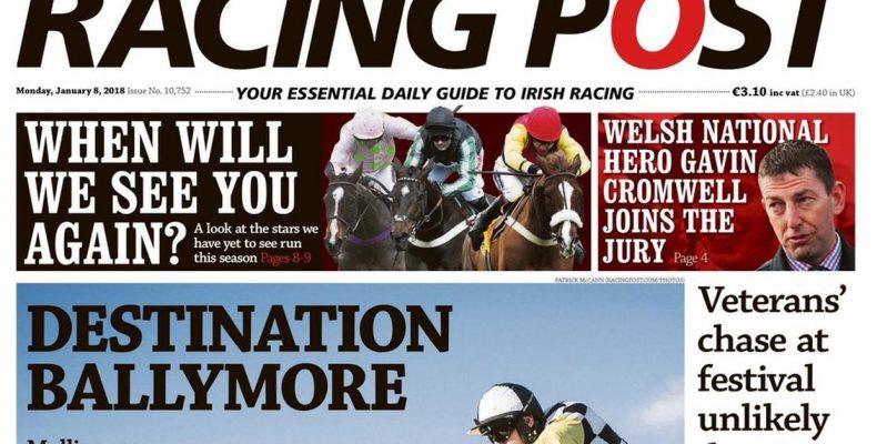 «Racing Post» временно приостановит публикацию печатного издания