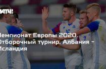 Прогноз на футбол, отбор ЧЕ-2020, Албания – Исландия, 10.09.19. Чьи лучшие годы остались в предыдущих циклах?
