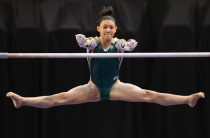 Гимнастка Кайла Росс: заканчивать труднее всего