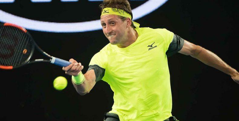 Роджер Федерер паникует, ожидая встречи на «Australian Open» с настоящим Теннисом