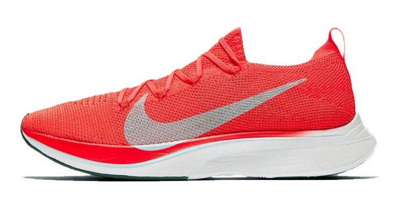 Спорная обувь «Nike Vaporflys» избежала запрета, но правила для новых кроссовок будут ужесточаться
