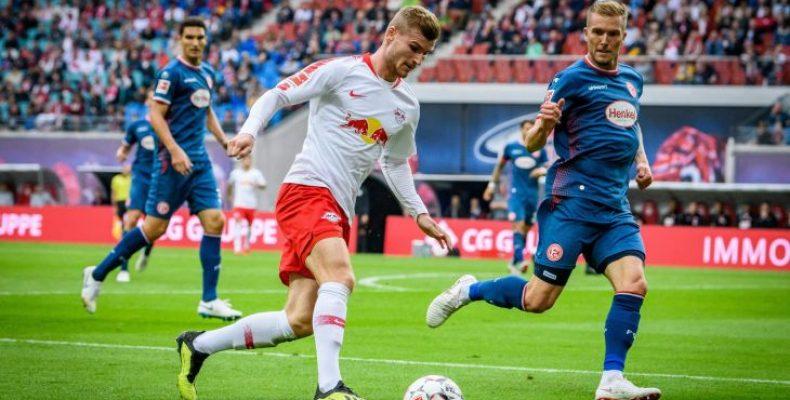 Прогноз на футбол, Германия, РБ Лейпциг – Фортуна Дюссельдорф, 17.06.2020