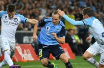 A-League как и весь австралийский спорт, остановлена из-за Covid-19