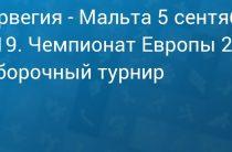 Прогноз на футбол, Норвегия – Мальта, квалификация чемпионата Европы, 05.09.19. На что способны жертвенные гости?