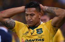 Израиль Фолау предложил извиниться, перед федерацией регби Австралии