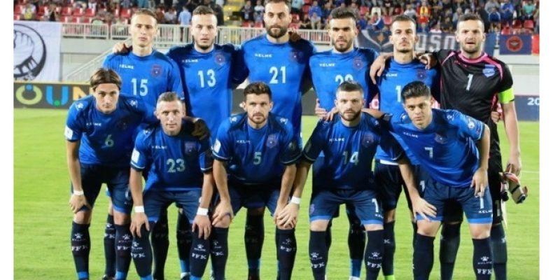 Команда мечты Косово готова вдохновить болельщиков