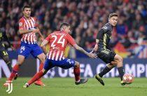 Прогноз на футбол, Лига чемпионов, Ювентус – Атлетико, 26.11.2019. Каким окажется центральное столкновение?
