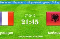 Прогноз на футбол, Франция – Албания, квалификация чемпионата Европы, 07.09.19. Сколько раз смогут отличиться трёхцветные
