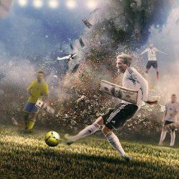 Выявлено, что индустрия ставок неразрывно связана с футболом