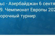Прогноз на футбол, Уэльс – Азербайджан, квалификация чемпионата Европы, 06.09.19. Вернутся ли хозяева к образцам своей лучшей игры?
