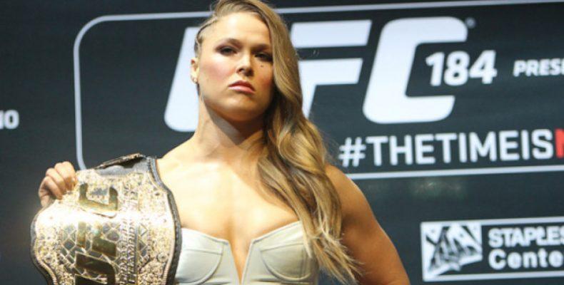 Ронда Роузи рассказала, что не каждая чемпионка должна быть феминисткой