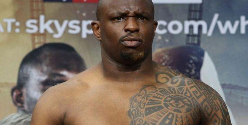 Диллиан Уайт временно отстранён WBC за результаты анализов на наркотики