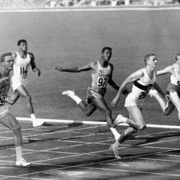 Олимпийский шпионаж: американский спринтер Дэйв Сайм, ЦРУ и Игры 1960-го года