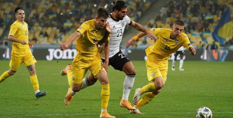 Профессиональный прогноз на футбол, Лига Наций, Германия – Украина, 14.11.2020