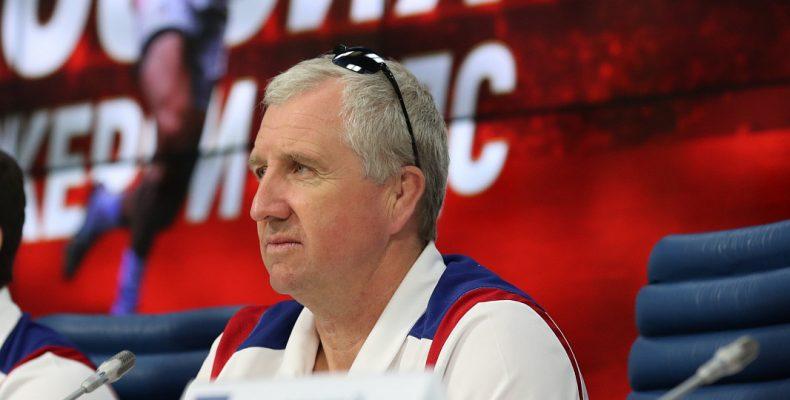 Джонс надеется, что Россия сможет с гордостью вернуться домой c чемпионата мира по регби