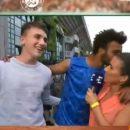 Максиму Хаму запретили выступать на Роланд Гаррос за поцелуй репортерши в прямом эфире