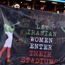 В Иране произошёл случай самосожжения футбольной фанатки