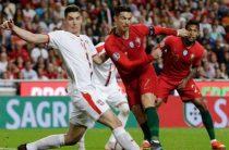Прогноз на футбол, Сербия – Португалия, квалификация чемпионата Европы, 07.09.19. Кто восторжествует в самом непредсказуемом матче?
