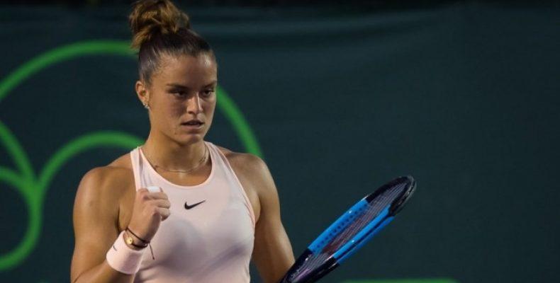 Прогноз на теннис, Хиби – Саккари, Сан-Хосе, 31.07.19. Что продемонстрирует гречанка на жёстком покрытии?