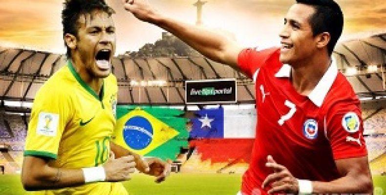 Прогноз на последний тур южноамериканского отбора Бразилия – Чили, 11.10.2017