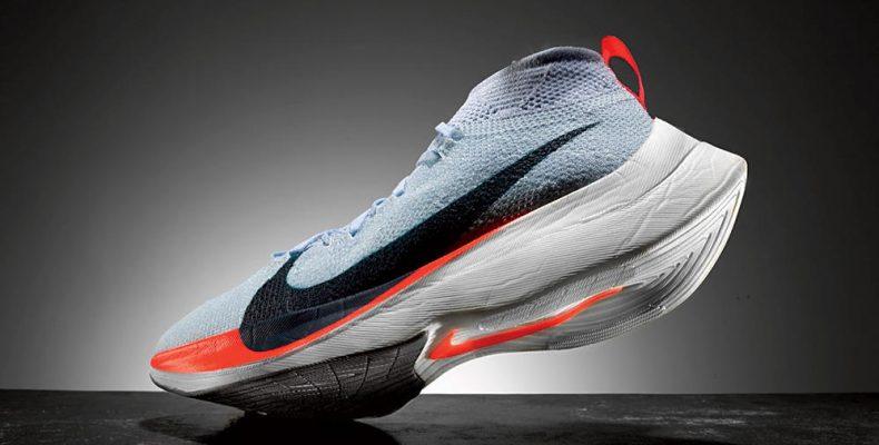 Nike использует мощь технологий, чтобы лишить элиту конкуренции