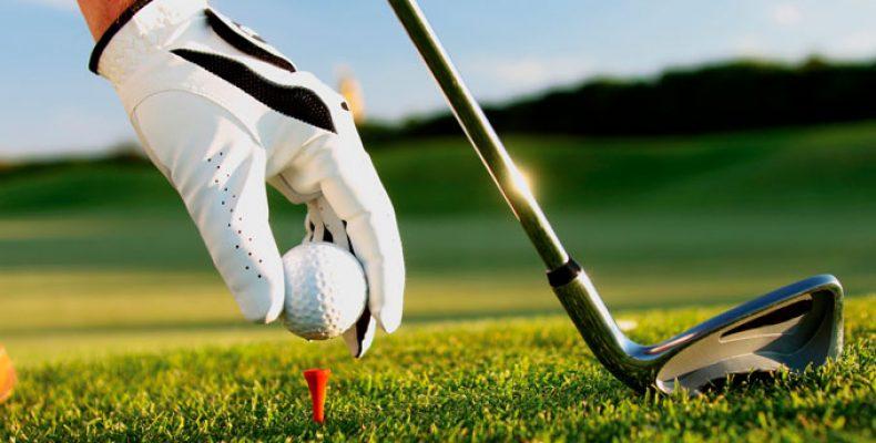 Как правильно ставить на гольф