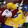 Прогноз на хоккей, ЧМ-2018, Швеция-Латвия, 17.05.18. Оступятся ли шведы в очередной раз на нулевом противнике?