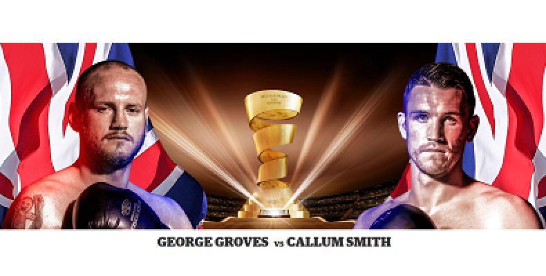 Прогноз на бокс, Гроувз – Смит, 28.09.18, финал Суперсерии, 2-й средний вес