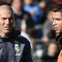 Роналду покинул Реал ради Ювентуса. Теперь следом отправился Зидан