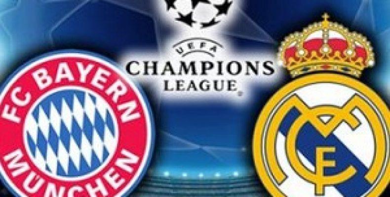 Прогноз на футбол, ЛЧ, Бавария-Реал, 25.04.18. Сумеют ли баварцы обуздать мадридское нападение?