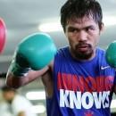 Пакьяо занят выбором места для встречи с Ломаченко