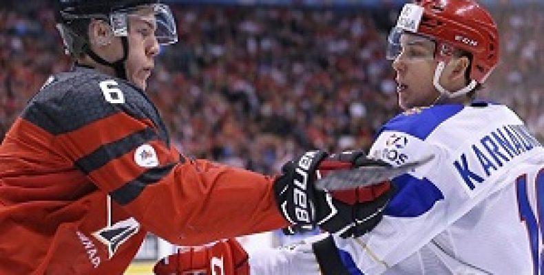 Прогноз на хоккей, ЧМ-2018, Канада-Россия, 17.05.18. Смогут ли прибавить россияне, провалившие групповой этап?