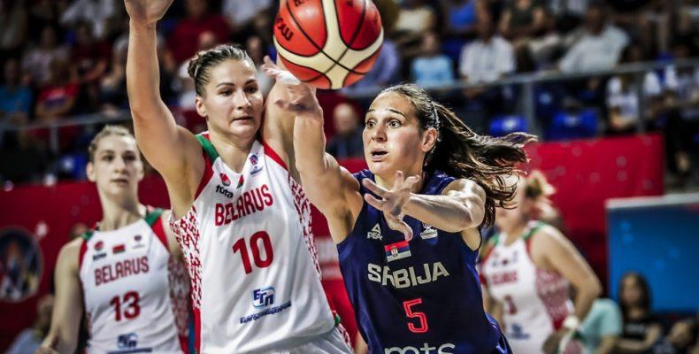 Прогноз на баскетбол, ЧЕ-2019 у женщин, Сербия – Швеция, 04.06.19. Насколько готовы скандинавки бороться против хозяев и трибун?