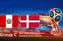 Прогноз на футбол, ЧМ-2018, Перу-Дания, 16.06.18. Смогут ли южноамериканцы устоять против северного напора?