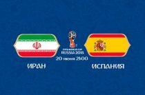 Прогноз на футбол, ЧМ-2018. Иран-Испания, 20.06.18. Сумеют ли иранцы провести хотя бы один мяч?