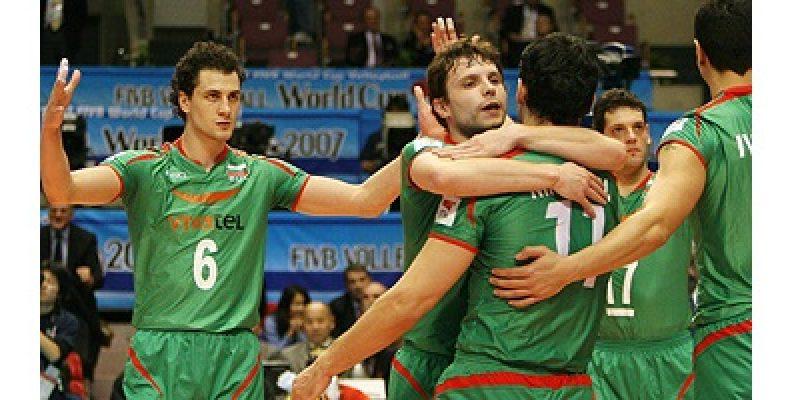 Иран-Болгария, волейбол, ЧМ-2018, 2-й тур, 13.09.18