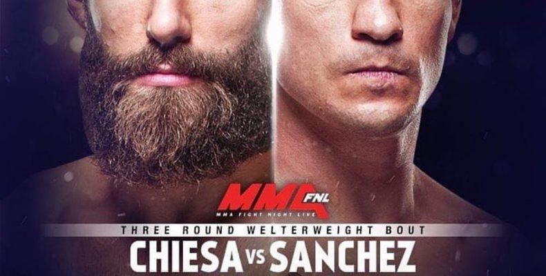 UFC 239. Диего Санчес или Майкл Кьеза? Кто выйдет победителем?