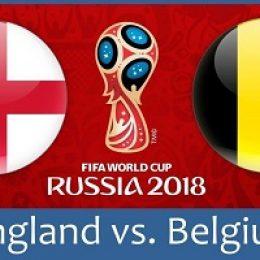 Прогноз на футбол, ЧМ-2018. Бельгия – Англия, 14.07.18. Сумеют ли англичане реваншироваться за неуспех в подгруппе?