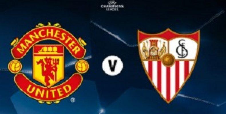 Прогноз на статусный футбольный матч Манчестер Юнайтед – Севилья, 13.03.2018