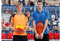 Прогноз на теннис, Уимблдон, мужской полуфинал. Андерсон-Иснер, 13.07.18. Что продемонстрируют два самых высоких теннисиста?