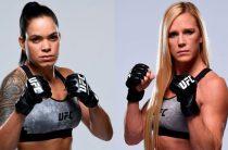Аманда Нуньес или Холли Холм? UFC 239. Анализ бойцов и прогноз на бой