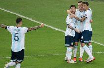 Прогноз на футбол, Кубок Америки, матч за 3 место, Аргентина – Чили, 06.07.19. Насколько серьёзное сопротивление смогут оказать аутсайдеры?
