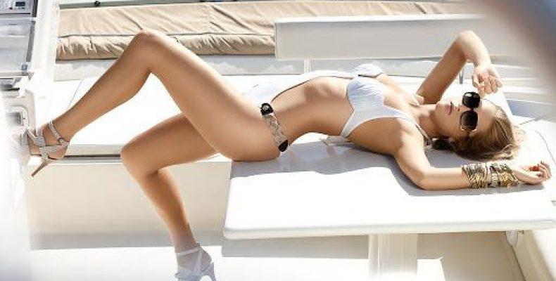 Самые сексуальные спортсменки мира: Эллен Хуг