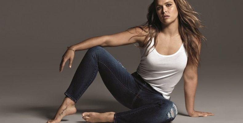 Самые сексуальные спортсменки мира: Ронда Роузи