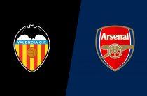 Прогноз на предстоящий футбольный матч Арсенала против Валенсии