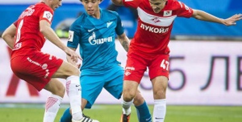 """""""Спартак"""" и """"Зенит"""" должны разыграть трофеи нынешнего футбольного сезона"""