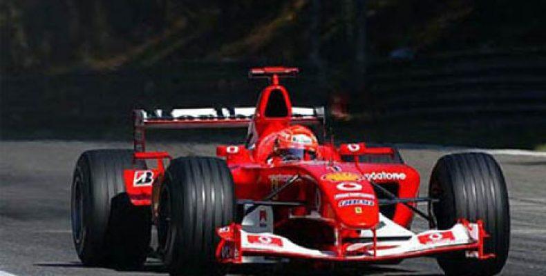 Виды ставок на Формулу-1