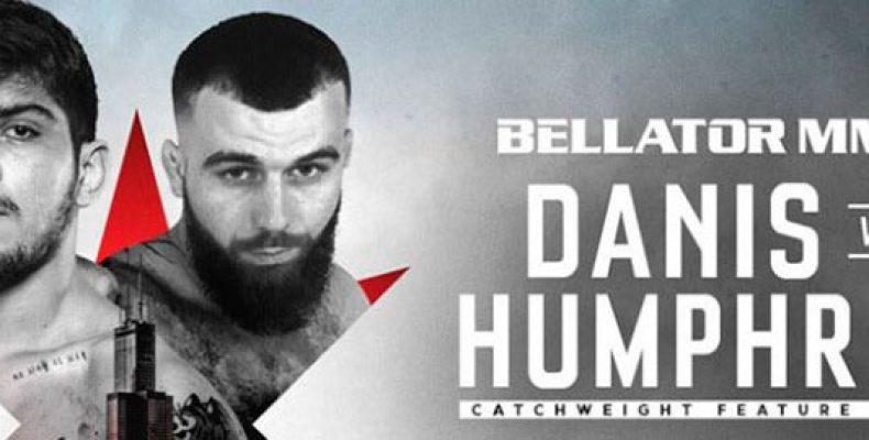 Диллон Дэнис – Макс Хамфри: ставка и прогноз на бой турнира Bellator