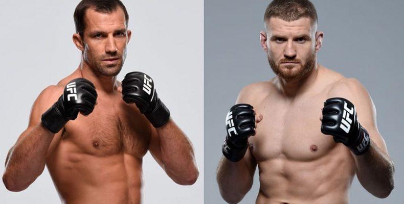 UFC 239. Прогноз на поединок, в котором Люку Рокхолду будет противостоять Ян Блахович